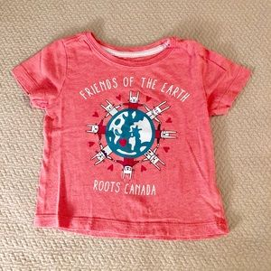 Roots Friends of the Earth Cotton Shirt